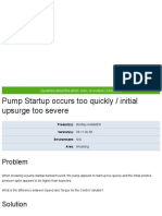 Pump Startup occurs too quickly _ initial upsurge too severe - OpenFlows _ Hydraulics and Hydrology Wiki - OpenFlows _ Hydraulics and Hydrology - Bentley Communities