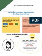 Guía 7 Matemática