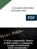 Presentación PUCP sobre El Adventismo 7mo Dia.ppt