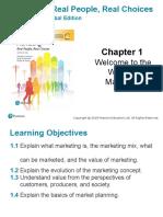 Topic 1 - Marketing