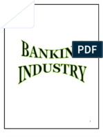 Banking Industry Report