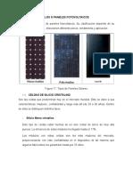 factores naturales de un captador solar