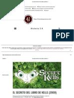 El secreto del libro de Kells (2009) _ Historia 2.0
