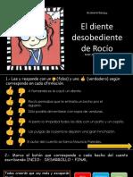 PDF EL DIENTE DESOBEDIENTE DE ROCIO