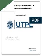 Informe métodos Aritmetico, Thiessen, Isoyetas