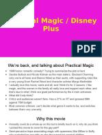 Practical Magic _ Disney Plus