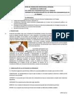 Guía de aprendizaje No. 3