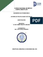 UNIDAD 2 PROTECCIONES ELECTRICAS