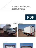 Refrigerated container on Dost Plus Pickup.pdf