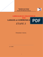 3. LANGUE ET COMMUNICATION 3,  EFA