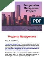 Slide Persentasi P-1 Manajemen Properti