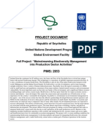 Project Document UNDP