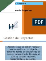 Gestión de un proyecto