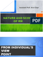2 Nature  Scope of RM.ppt