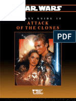 Star Wars - Galaxy Guide 15, Attack of the Clones