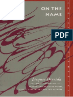 [Jacques_Derrida]_On_the_Name_(Meridian_Crossing_(BookZa.org).pdf