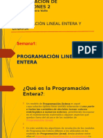 Programacion Lineal Entera (1)