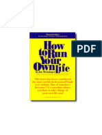 How to Run Your Own Life - Final.pdf