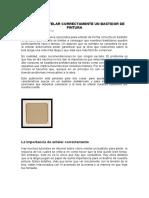 TIPS PARA ENTELAR CORRECTAMENTE UN BASTIDOR DE PINTURA.docx