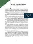 """Enhanced"" PDM - Concepts & Benefits"