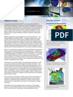 Ansys Cfd Brochure