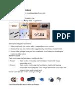 Bentuk Dan Jenis Resistor