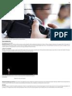 Ejemplos de Modos de Medición de Luz en Fotografía