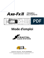 Axe-Fx_II_Manual_FR