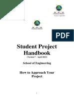 150711-APU - SoE Student Project Handbook version 7