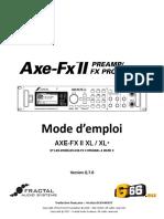 Axe-FX-II_Manual_FR