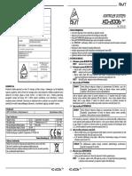 KD-2006 154.01.06 - Instrukcja i Schemat (1)