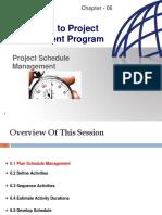 Chapter 6 Project Schedule Management.pdf