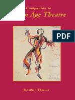 A Companion to Golden Age Theatre (Jonathan Thacker)