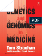 Genetics Genomics Medicine