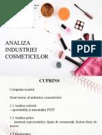 Industria cosmeticelor