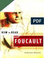 Johanna Oksala - How To Read Foucault.pdf