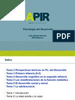 Diapositivas APIR Mallorca