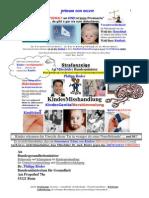 Anzeige an Dr. Phillip Rösler - Gesundheitsminister - Deutschland