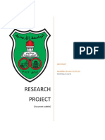 project-research