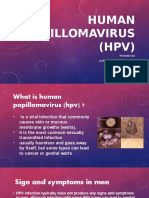 Report Hpv