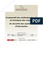 comparatif des methodes d'Audit