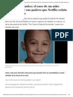 Gabriel Fernandez_ el desgarrador caso de un niño de 8 años torturado y asesinado por su madre y su padrastro que Netflix relata en su última serie