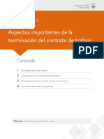 Derecho laboral lectura 5