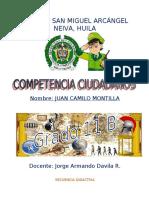 Ciudadanos Camilo Montilla