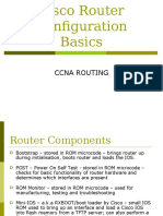 config routing