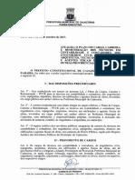 leis municipais cajazeiras PB 2017