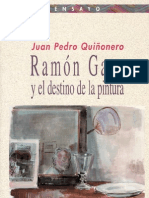 6f20 Ramón Gaya y el destino de la pintura