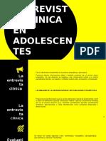ENTREVISTA CLÍNICA EN ADOLESCENTES.pptx