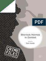Sherlock Holmes in Context - Sam Naidu.pdf