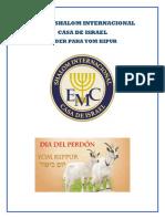 8. EMC Seder - Yom Kippur _3_